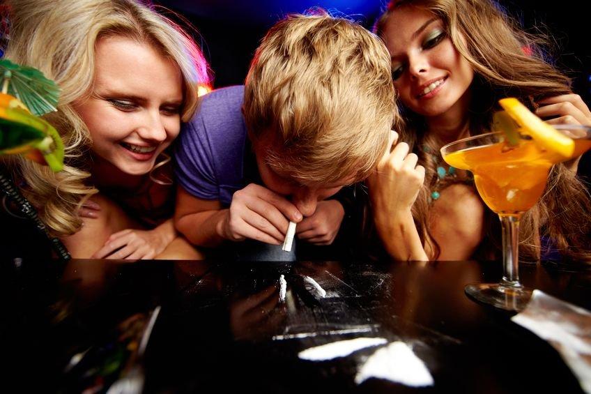 Ketamine as a party drug