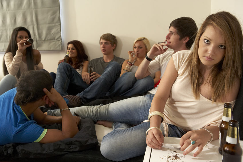 recreational drug use and counter culture scene